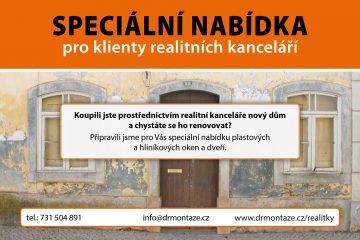 nabídky pro klienty RK